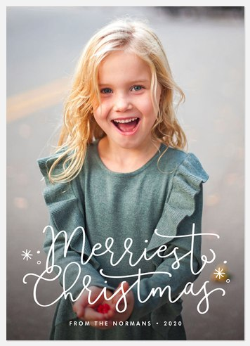 So Delightful Holiday Photo Cards