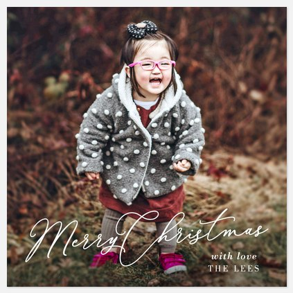 Classic Greetings Holiday Photo Cards
