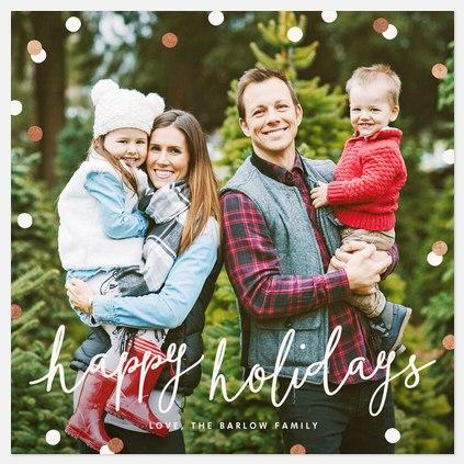 Whimsy Holidays Holiday Photo Cards
