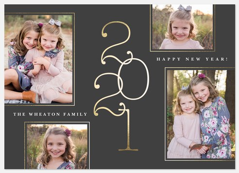 Countdown Holiday Photo Cards