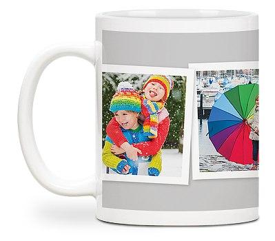 Insta Collage Custom Mugs