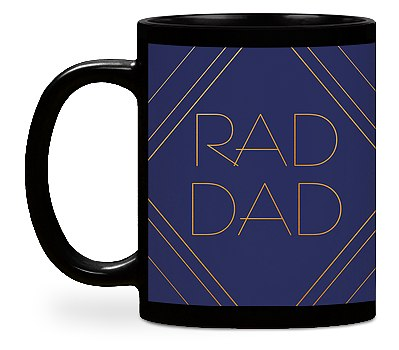 Rad Dad Custom Mugs