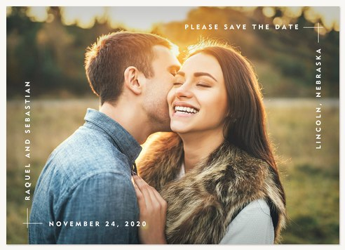 Angular Save the Date Cards