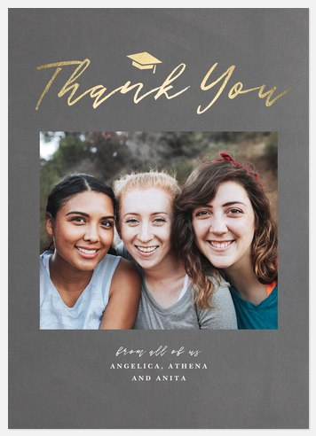 Friends Forever Thank You Cards