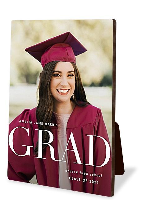 Mod Graduate Photo Easel Panels