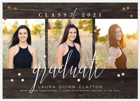 Country Barn Graduation Cards