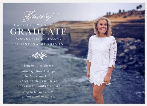 Elegant Future Graduation Cards