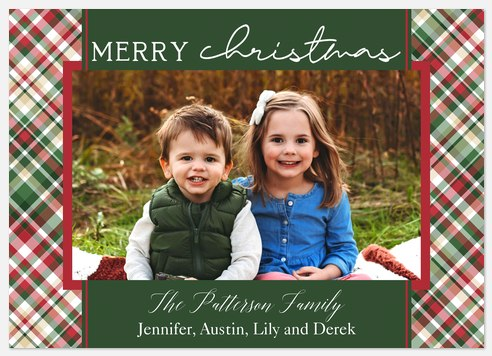 New Traditions Holiday Photo Cards