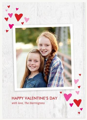 Heart Sprinkles Valentines Cards