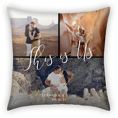 This Is Us Custom Pillows