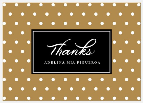 Softly Scripted Thank You Cards