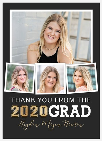 Grad Tassel Collage