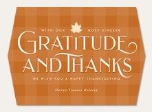 Gratitude & Thanks