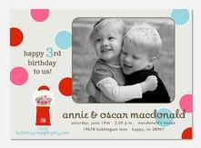 Twin Birthday Invitations Photoaffections