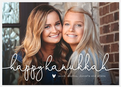 Hanukkah Cheer Hanukkah Photo Cards