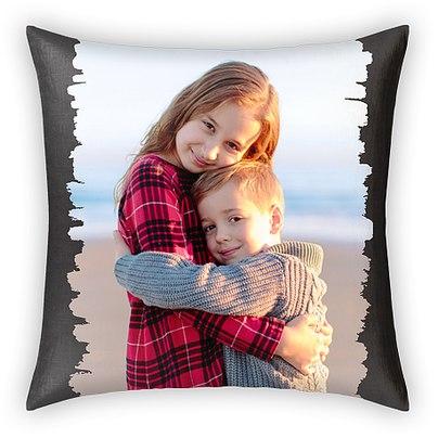 Brushed Edges Custom Pillows