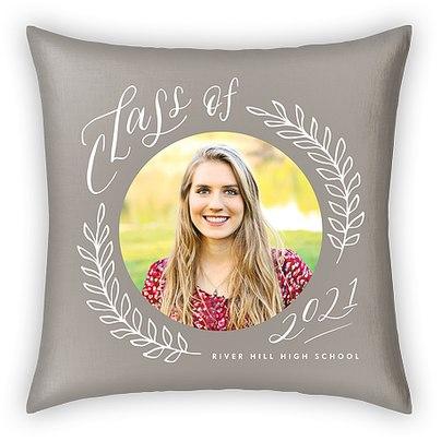Laurel Class Custom Pillows