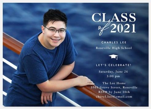 Distinguished Scholar Graduation Cards