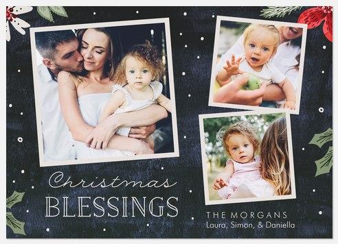 Potpourri Holiday Photo Cards