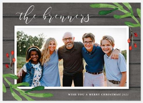 Mistletoe Farm Holiday Photo Cards